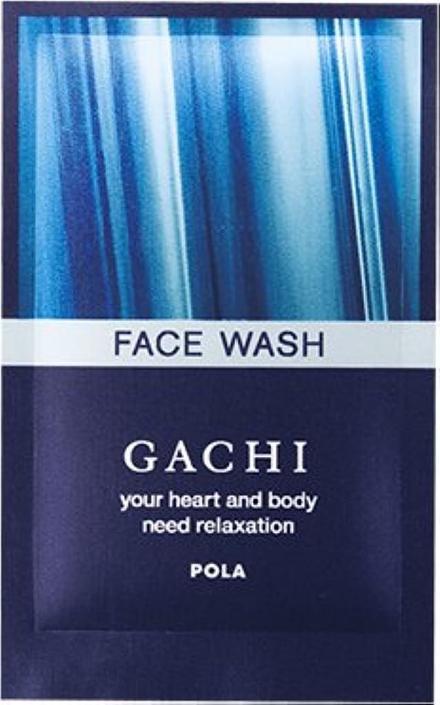 着替える懸念またはどちらかPOLA(ポーラ) GACHI ガチ フェイスウォッシュ 洗顔料 業務用 パウチ ラミネート 400包