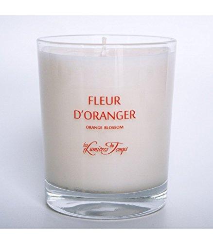 Bougie parfum fleur d'oranger (180gr.)