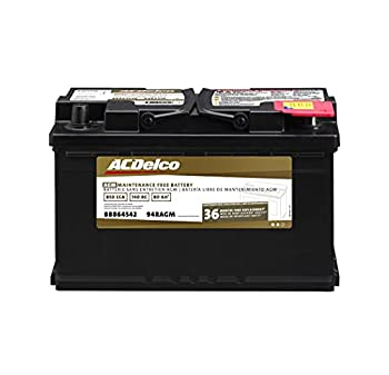 ACDelco 94RAGM Professional AGM Automotive and BCI Group 94R Battery