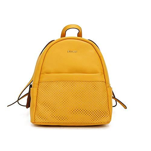 binnari - Bolso 17362 para: Mujer Color: Amarillo Talla: Talla única