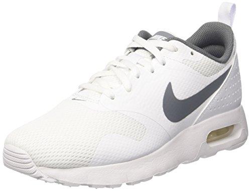 Nike Jungen AIR MAX Tavas (GS) Sneaker, Weiß (Blanc/grisfroid), 39 EU