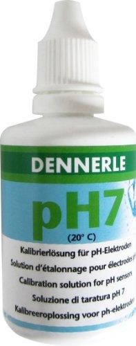 Dennerle Eichlösung pH7 - Prüflösung für pH-Elektroden