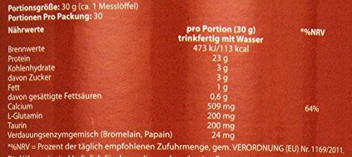 Scitec Nutrition Casein Complex Belgian Chocolate, 1er Pack (1 x 920 g) - 5