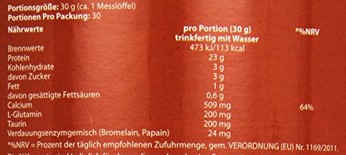 Scitec Nutrition Casein Complex Belgian Chocolate, 1er Pack (1 x 920 g) - 6