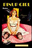"PINUP GIRL Notebook Journal ""Marijuana Girl"": Sexy Retro notebook/journal - Cover image from the gol..."