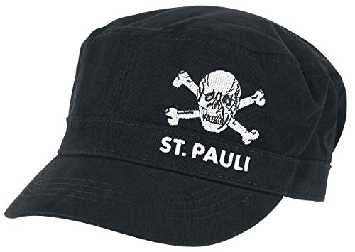 FC St. Pauli - Totenkopf Army-Kappe