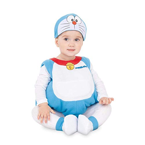 My Other Me Doraemon Disfraz de Gato cósmico bebés