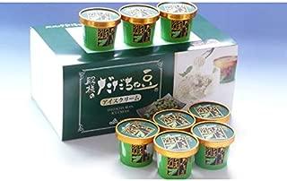 JA鶴岡 殿様のだだちゃ豆アイスクリーム 120ml×8個