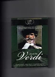 The Life Giuseppe Verdi (European Television Series) [NTSC/REGION 0 DVD. Import-Latin America]