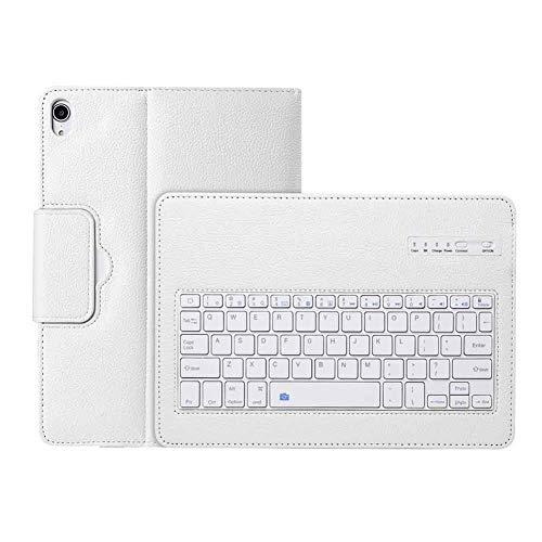 GHC PAD Fundas & Covers Para Apple iPad Pro de 11 pulgadas, cubierta protectora inalámbrica de cuero de PU, cubierta de funda protectora a prueba de golpes, cubierta de tableta de soporte trasero para
