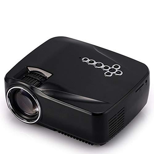 WANGLX ST YG70 Beamer draadloos WiFi thuis Mini LED-projector 1080P HD compatibel HDMI / VGA / AV/USB thuisbioscoop entertainment Spelen buiten