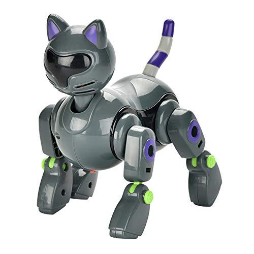 Elektronische Robote,Kinder elektrische DIY Demontage Roboter,ntelligenter Roboter,Kinder Geburtstagsgeschenke und...