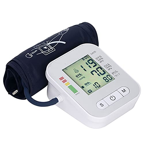 SXTYMV Monitor de presión Arterial Portátil Monitor para la presión Arterial y el Control de la hipertensión