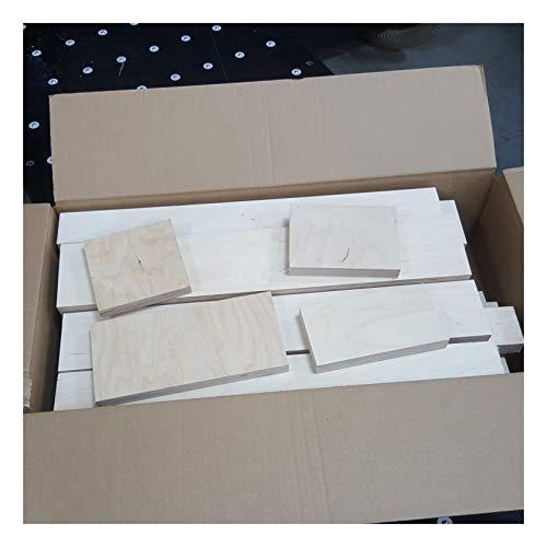 9-10kg Reste Brettchen Multiplex Holz 12mm-30mm stark Sperrholz Multiplexplatten Brett Zuschnitte