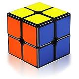 Coolzon Cubo Magico 2x2x2 Speed Puzzle Cube, Magic Cube 2x2 3D Puzzle Jigsaw Juguetes Educativos Regalos para Niños y Adultos