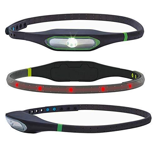 nightsearcher Lampe Frontale Sport Runsmart 40 lumens