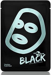 Timeless Truth Hydra-Intense Black Charcoal Mask 8pcs