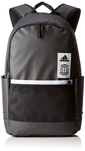 Adidas Training Mochila Tipo Casual 46 Centimeters 25 Gris (Black/Black/White)