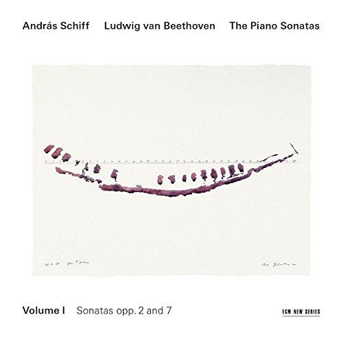 Beethoven: The Piano Sonatas, Volume 1: Opp. 2 & 7