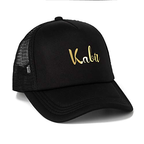 AICA Customized Name Cap for Men. Print Your Text on The Cap. Gift for boy Boyfriend Husband. Birthday Anniversary Valentines Day Diwali Gift