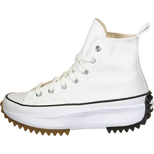 CONVERSE Run Star Hike HI Platform Zapatos Deportivos para Mujer Blanco 166799C