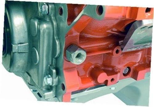 350 chevy pressure engine oil Diagnosing incomplete