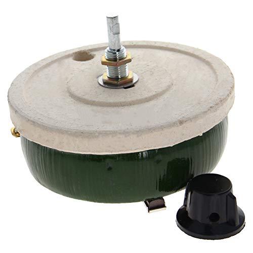 Fielect 150W 1000Ohm Wirewound Ceramic Potentiometer Wirewound Potentiometer Rheostat Variable Resistor with Knob