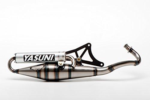 Marmitta Yasuni Scooter Z in alluminio per Piaggio