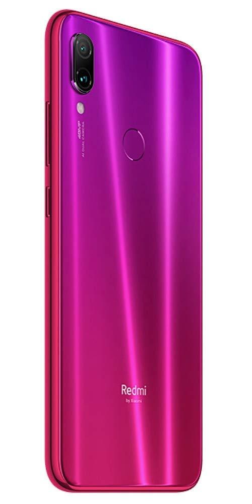 Xiaomi Redmi Note 7 Rojo - Smartphone de 6.3 Pulgadas (3GB + 32GB ...
