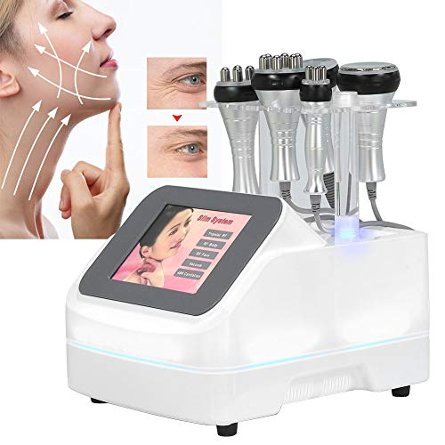 40K Ultrasonidos Radiofrecuencia Cavitación Producto De Belleza Anticelulitisco Masajeador Facial Quemar Grasa Cavitación Cuerpo Adelgazante Maquina Aparatos De Tratamiento(02)
