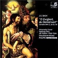 J.S. Bach: Cantates BWV 2, 20 & 176 [Cantatas for Trinity]