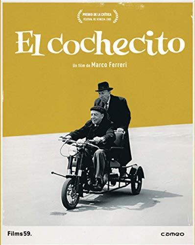 Der Rollstuhl / The Little Coach ( El cochecito ) [ Spanische Import ] (Blu-Ray)
