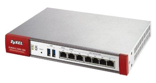 Zyxel Zywall Usg-100 Antiv/Idp Firewall