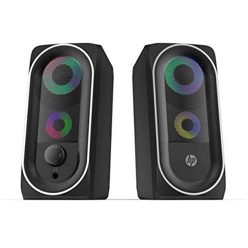 Altavoces de Ordenador HP DHE-6001 2.0 2x3W Gaming RGB
