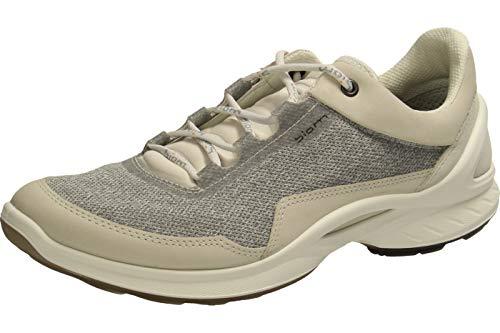 Ecco Damen BIOMFJUELW Sneaker, Weiß (Shadow White 1152), 38 EU