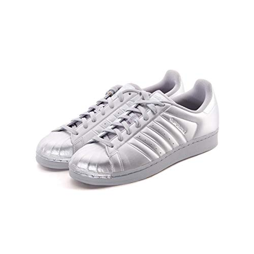 adidas Mens - Superstar - Metalic Silver - UK 8