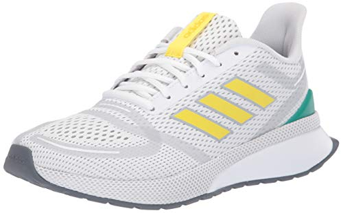adidas Nova Run Shoes, Zapatillas para Correr Hombre, FTWR Blanco Shock Amarillo...