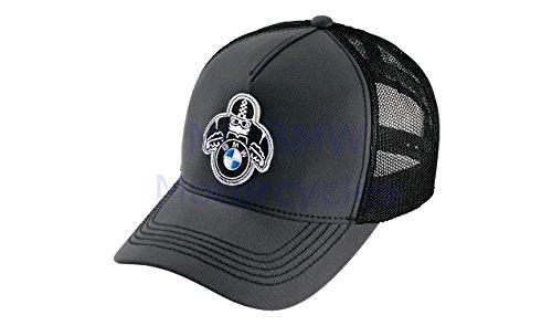 BMW Genuine Motorrad Motorcycle Roadster Cap Navy Blue One Size