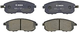 Bosch BC815A QuietCast Premium Ceramic Disc Brake Pad Set For: Infiniti I35; Nissan Altima, Juke, Maxima, Sentra, Versa; Suzuki SX4, Front