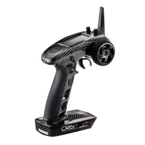 Absima CR6P Carbon Edition Pistolengriff-Fernsteuerung 2,4 GHz Anzahl Kanäle: 6 inkl. Empfänger
