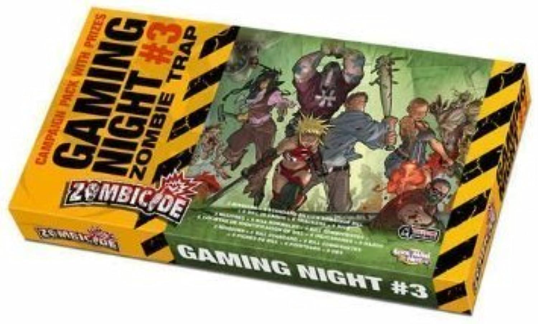 la mejor oferta de tienda online Zombicide Gaming Night Kit Kit Kit 3 CMON by Cool Mini or Not  Compra calidad 100% autentica