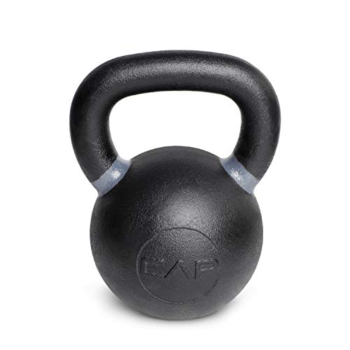 CAP Barbell Cast Iron Competition Kettlebell Weight, 44 Pounds