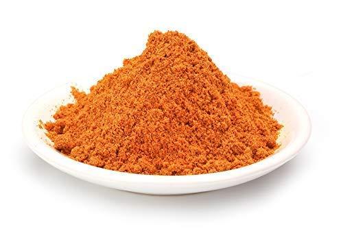 Bio Hagebutten Pulver Mehl 1kg 100% ganze Hagebutten vermahlen, Rohkost, ideal für Superfood Smoothies Saft, Trinks, Shakes, nicht wasserlöslich 1000g