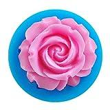 Molde de silicona 3D para repostería y repostería con azúcar, herramienta para decoración de tartas para hacer manualidades, cocina, hornear, muffin, chocolate, galletas, molde para hornear