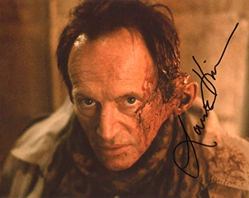 LANCE HENRIKSEN - Aliens AUTOGRAPH Signed 8x10 Photo