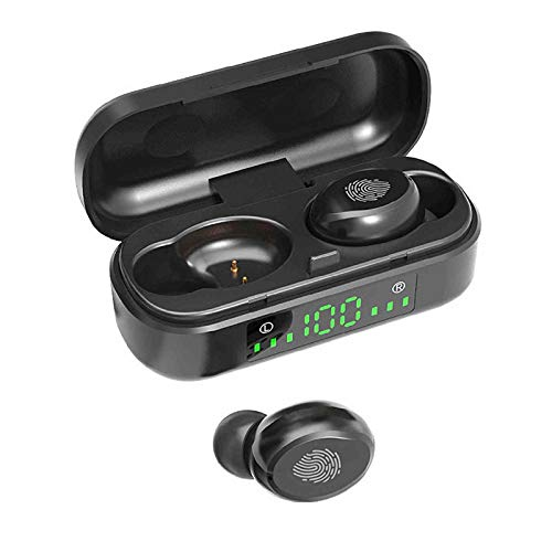 Auriculares Bluetooth 5.0 inalámbricos V8 TWS Sport inalámbricos