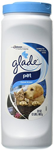 Glade Carpet & Room Refresher, Pet Clean Scent, 32 Ounce