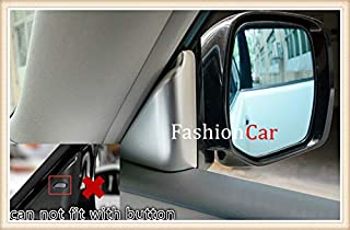 2017-2018 For Nissan Patrol Royale Y62 / Armada/Infiniti QX56/QX80 Door A pillar Stereo Speaker Cover Trim accessories