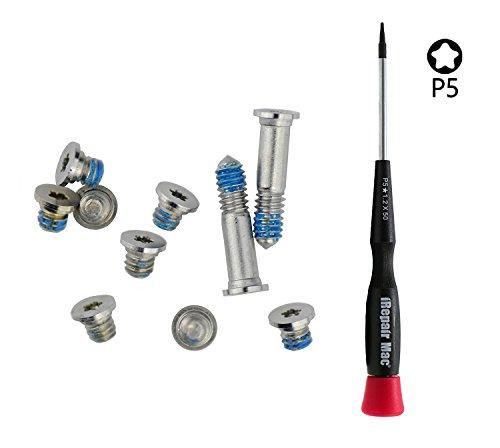 Pentalobe Schrauben und Pentalobe Schraubendreher für MacBook Air 11