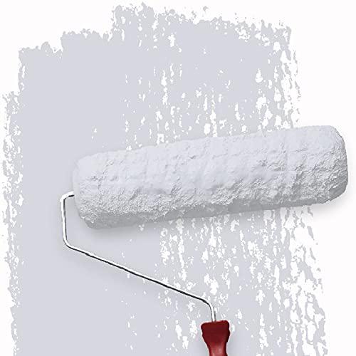 WALLCOVER Colors Wandfarbe grau 5 L für Innen Innenfarbe Atlantik 5A Matt | Profi Innenwandfarbe in Premium Qualität | weitere Größen und Farbtöne erhältlich